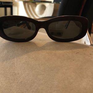 Authentic Chanel sunglasses.  No case
